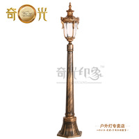 Outdoor lamp garden lights road lamp outdoor fashion house lights high pole lamp