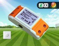 10W 350ma Triac  dimmable led driver 10x1w Dimmable LED Driver 350mA LED driver