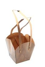 brown kraft bag promotion
