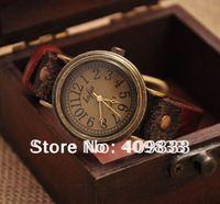 2014 promotion hardlex stainless steel quartz free shipping, new arrival ladies's retro punk fashion watch,quartz wristwatch