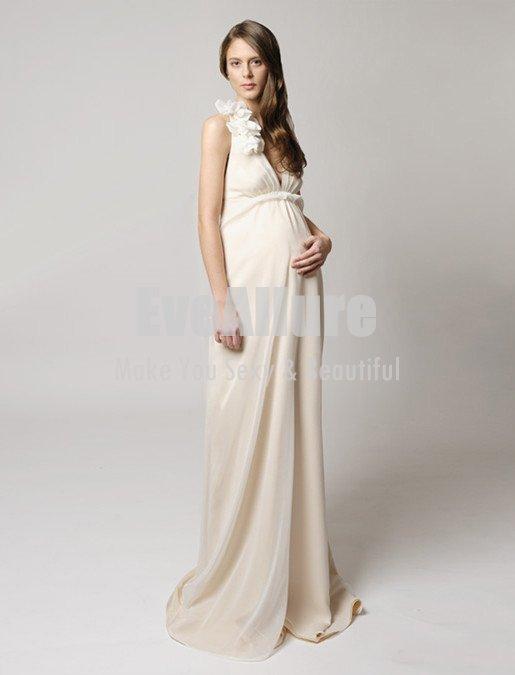 Favoloso Vestiti da sera per donne incinte | Blog su abiti da sposa Italia CY58