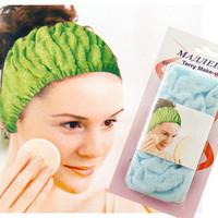 FREE SHIPPING wholesale senior stretch cotton tenfolds beauty cosmetic bath hair band,taenia 400pcs/lot
