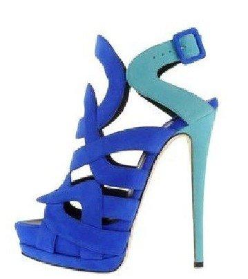 Туфли на высоком каблуке 2012 New Lady/Women's Luxury Sexy High Heels Sandals Platform T Style Sandals Suede Peep Toe Shoes