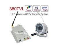 30 LED 1.2G Wireless Camera IR Night CCTV Camera + free shipping