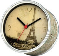 2012 city Paris clocks gifts for kids, Free shipping by EMS
