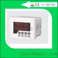 Free shipping! AC Voltage Panel voltage  digital panel meter multi-function digital meter LCD display
