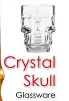 HOT Selling! beer cup/Doomed Crystal Skull Glassware/Big Beer mug creative gifts for everyone free shipping