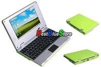 7 inch EPC mini cheap laptop VIA8650 +wifi
