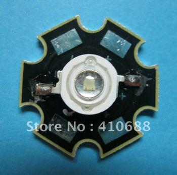 60 pcs High Power LED Lamp Red Color Light 3Watt (3W) 660nm 40-60LM