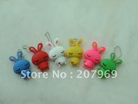 Wholesale Guaranteed full capacity Cute  Shy Rabbit 4gb 8gb 16gb 32gb  USB Flash Drive