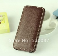 20pcs 2012 New Arrival Melkco Leather Wallet Mobile Case For Iphone 5 , Cellpone Cover Case For iphone 5g With Retail Package
