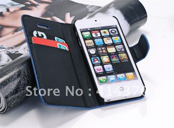 cell phone case for iphone5 2012 colour pu+pc free shipping best quality