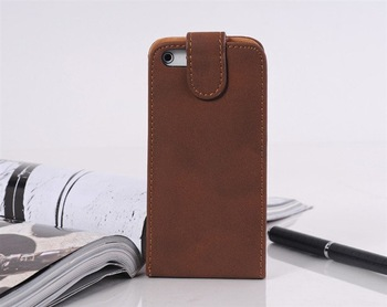 New arrival  Free shipping  leather case for iphone5,Flip Leather Case,pu leather cover For iPhone5 wholesale