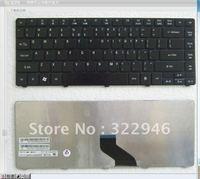 FREEshipping NEW ORIGINAL GENUINE laptop keyboard for Acer 7741 7750 7552 7745 7551 5536 5810T 5738 5740 5745 5542G 5741G 5553G