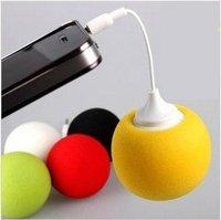Originality ultra-portable Ball Audio Docking station Speaker sound mini stereo system for 3.5mm mobile