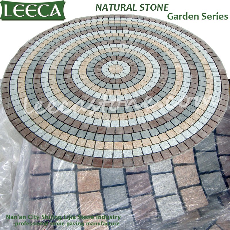 Compass pavers,outdoor tile for driveway,cobblestone mat(China (Mainland))