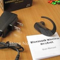 Free shipping 2012 Latest Hot Sale Wireless Bluetooth Headset T820 Bluetooth Earphone Bluetooth Headphone
