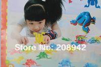 Jumping Frog Toys Plastic Toys Children Educational Kid Toys Free Shipping,10 pcs/lot