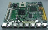 GM45 chipset industrial 6x Lan mothetboard