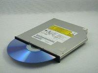 100% Genuine  AD-7640S/AD-7643S  laptop dvd burner slot-in dvd writer  SATA interface  Free shpping