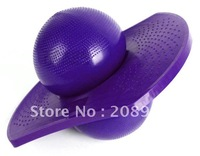 Best selling!! Fitness exercise good partners plate the jumping ball bouncing balls vitality ball Free shipping,1 pcs