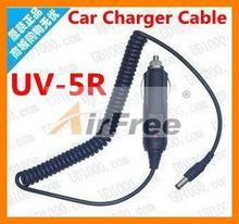 12V DC Car charger for Baofeng UV 5R Wouxun KG UVD1P KG689 CIGARETTE LIGHTER plug Car