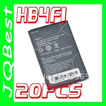 20pcs HB4F1 Battery For Huawei Mobile Phone T-Mobile Pulse AT&T Impulse 4G M650 Express