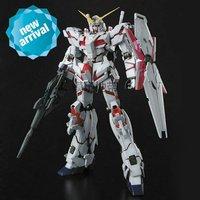 Free Shipping/ Gundam Model / Master Grade 1:100 / RX-0 UNICORN Gundam / Made in China