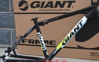 GIANT ATX-7 6061 Aluminum black / white Mountain bicycle frame 17,19 inches ,2color