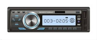 FUSILOK New model 1 din car dvd/CD radio with USB with detachable panel+ 12months warranty F-7022M