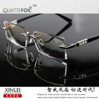 Male diamond glasses frame glasses eyeglasses frame luxury