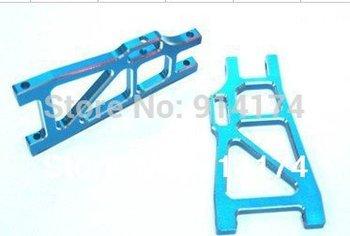 henglong rc car 3851-2 mad truck parts, Aluminum CNC ungrade parts big rear Arm  NO:11   free shipping