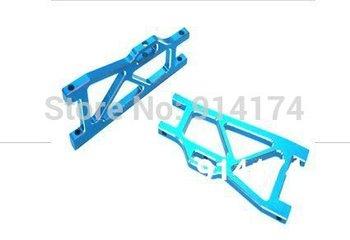 henglong 1 10 rc car 3851-2  Mad Truck parts ,Aluminum CNC Upgrade part Big front swing Arm No:67   free shipping