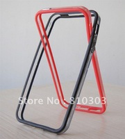 20 piece a lot  Transparent  bumper for iphone 5 freeshipping