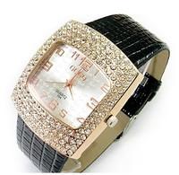 Fashion Quartz Watches Women Rhinestone Crystal DressWatch Casual Luxury Clock Ladies Wristwatches New 2014