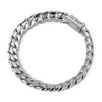 Jpf wavingness bracelet 925 silver bracelet silver jewelry pure silver male bracelet
