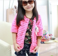 children clothing Girls suits and short section of the British Princess coat girls jacket