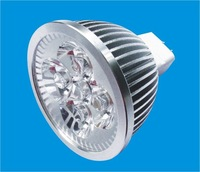 Free shipping, Mr16 4w led spotlight,WarmWhite/Cool white optional,  2 years warranty ,6pcs/Lot