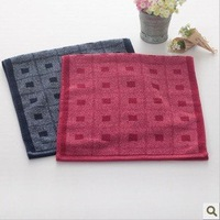 Free shipping ! wholesale 34*75cm 93g Multi-Color 5pcs/lot 100% cotton soft face towel /face cloths/washer towel/hand towel