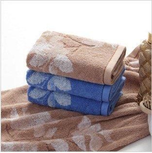 Free shipping ! wholesale 34*72cm Multi-Color 5pcs/lot 100% cotton soft face towel /face cloths/washer towel/hand towel