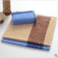 Free shipping ! wholesale 34*72cm 90g multi-Color 5pcs/lot 100% cotton soft face towel /face cloths/washer towel/hand towel