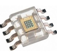 Free shipping,10PCS NEW  Colour Sensors COLOR Light to Frequency Converter IC TCS230D TCS3200D
