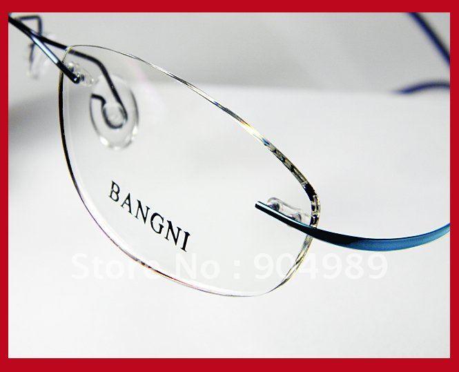 Naturally Rimless Brand Glasses | Louisiana Bucket Brigade