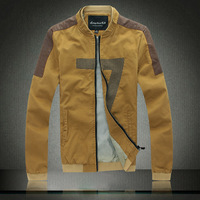 2012 male fashion personality print leather jacket 902