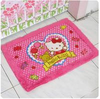 Hello kitty love mats seat decoration cushion floor mat door mat