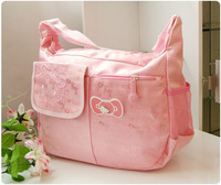 hello kitty bag casual bag women's handbag student school bag