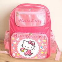Hello kitty preschool school bag backpack little school bag child school bag