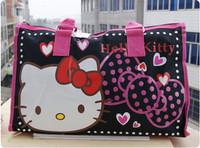Fashion brief hello kitty bags shoulder bag casual HELLO KITTY women's