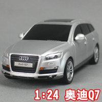Xinghui models AUDI q7 remote control car four channel remote control toy car child remote control car toy