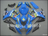 for suzuki gsxr600  2006 2007 fairing gsxr750 06 07 abs fairing k6  motocycle bodywork  free shipping rizela